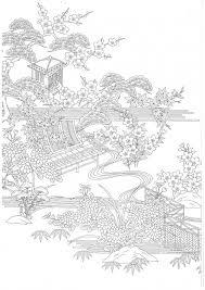 認知症予防に 自律神経の安定に 今ブームの塗り絵で日本の伝統美を