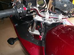 adding a pc 8 fuse panel from eastern beaver twt forums Gs500 Fuse Box which comes out looking like this on the bike the little red light above the pluglet being the gorilla alarm light gs500 fuse box