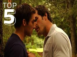 Gay scenes in cinema