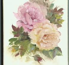 the beauty of oil painting series 1 episode 8 pink and yellow roses