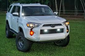 2018 Toyota 4runner Fog Light Bulb Size 2014 2017 Toyota 4runner Fog Light Led Pod Replacement