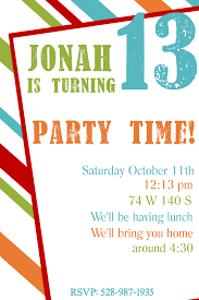 party invite templates free pin on parties decorating