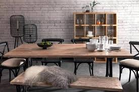 industrial kitchen table furniture. Industrial Style Dining Table Tables Kitchen Chairs Chair Rustic Room . Furniture
