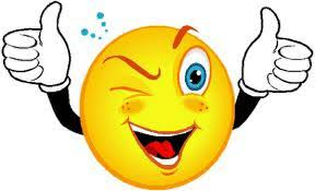 Image result for winking happy face images