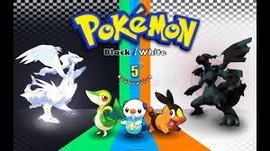Pokemon White Rom Download Free - YouTube