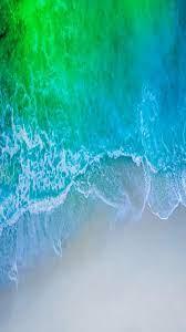 Free download iOS 11 iPhone X Aqua blue ...