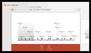 How To Create A Template In Powerpoint 2010 How To Make A Timeline In Powerpoint
