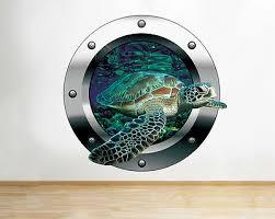 q535 turtle underwater swim bedroom