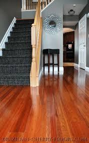 cherry wood floor brazilian love cherry floors look so great with the gray walls