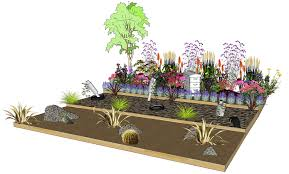 Small Picture Garden Border Designs Pictures Bedroom and Living Room Image