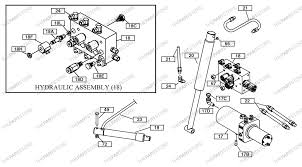 hydraulic assembly the boss part store boss plow part store hydraulic assembly