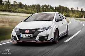 honda civic 2016 type r. like a caramel swirl icecream toppling from its waffle cone only to slowly melt on the road itu0027s great shame honda couldnu0027t make this car available civic 2016 type r