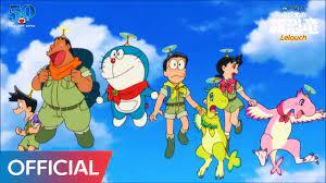 Doraemon: Nobita Và Những Bạn Khủng Long Mới - Official Trailer (Phát Hành  Ngày 28 Tháng 8 Năm 2020) - YouTube