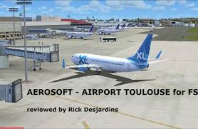Review Of Aerosoft Airport Toulouse For Fsx