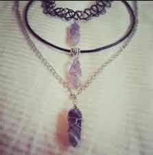 jewels choker necklace choker necklace necklace jewelry crystal jewels charm charms tattoo choker grunge crystal quartz