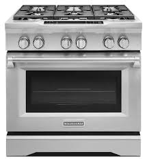 display reviews for deep recessed 6 burner self cleaning convection single oven dual