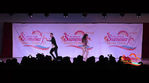 daniel desiree los angeles summer bachata festival 2016