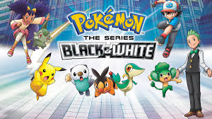 Pokemon Season 14 Black And White Episodes in Hindi Download