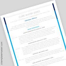 Professional Cv Format Download Cv Template 222 Free Professional Microsoft Word Cv