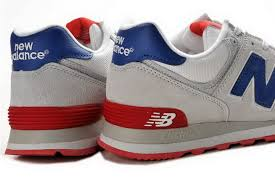 new balance shoes red and blue. top quality - ml574cvy women classic grey/blue/red the new balance shoes red and blue a