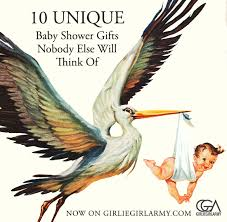 10 unique baby shower gifts ody else will them