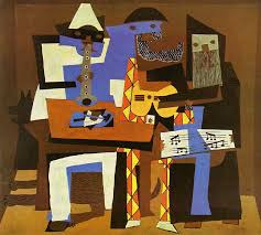 pablo picasso s cubism period 1909 to 1912