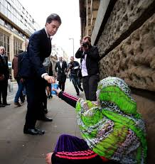 essay on the beggar problem in ed miliband gives money to a beggar is immediately accused of