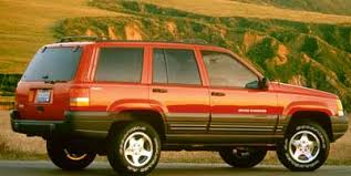Pre Owned 1998 Jeep Grand Cherokee 4dr Laredo 4wd