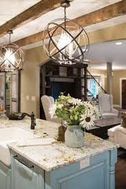 farmhouse kitchen lighting. pretty light fixtures over kitchen island perfect for that farmhouse look lighting r