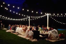 diy outdoor party lighting. diy outdoor party lighting