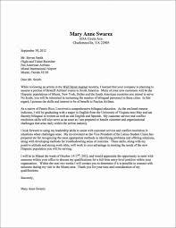 A Proper Cover Letters Cover Letter Samples For Resume 28 Write A Proper And