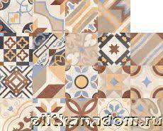 RHS Ceramiche <b>Swing</b> Beige Multicolor Mix <b>Декор</b> 20,3х20,3 купить