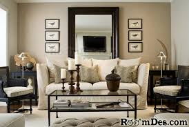 High Quality ... Decorate With Silk Table Living Room Ideas On A Budget Glamorous Photos  Of Interior Designing Home Cream And White Sofa ... Gallery