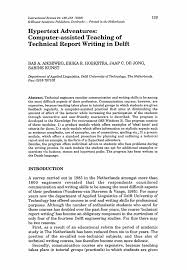 Abstract Report Writing Wolf Group