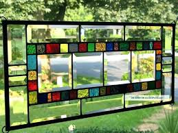 large stained glass window hangings large size of wonderful custom made large stained