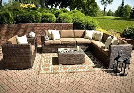 rattan outdoor rug furniture outdoor patio sectional furniture set wicker patio furniture set decorative rattan wicker