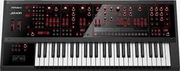 JD-XA | Цифровой гибридный синтезатор - Roland