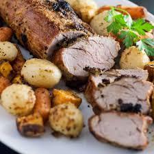 garlic air fryer pork loin binky s