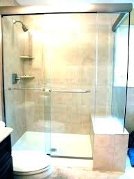 frameless shower doors vs framed charming cost of estimated door how much do