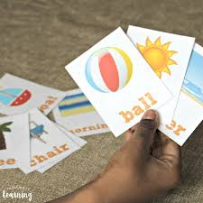 Flashcards Template Word Summer Printable Sight Word Flashcards Look Were Learning