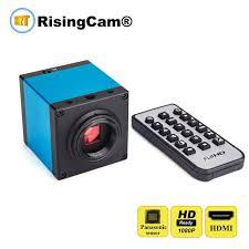 16mp 1080p hdmi usb digital video phone microscope camera 3 5x 7x 45x 90x double arm boom stand trinocular stereo microscope