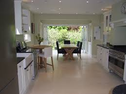 Kitchen Diner Flooring Kitchens Style Within