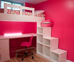 bed designs for girls. Wonderful For Pink Magenta Kids Room Inside Bed Designs For Girls