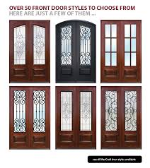 beautiful fiberglass doors maxcraft hybrid wood and fiberglass doors