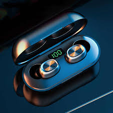Cảm Ứng Bluetooth Không Dây TWS Bluetooth Mini Âm Thanh Tai Nghe Nhét Tai  Tai Nghe Dành Cho iPhone Android Điện Thoại|Bluetooth Earphones &  Headphones