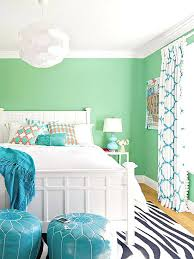 mint green room mint green walls and teal accents make for a fresh and playful color