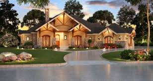 Luxury House Plans   Home Plans  amp  Styles   Archival DesignsAspen Creek House Plan