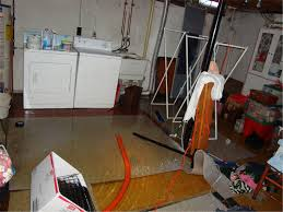 flooded basement.  Basement Flooded Basement Cleanup Inside