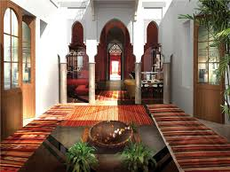 Unique Touch Moroccan Inspired Living Room Design Ideas Designrulz