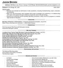 Aviation Resume Writing Service Aaaaeroincus Professional Free Sample Resume  Cover